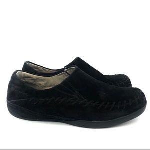 Merrill Wild Sienna Black Casual Slip On Loafers